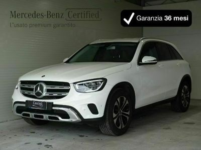 usata Mercedes 200 GLCd 4Matic Sport