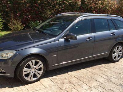 käytetty Mercedes C200 CDI station wagon Avangarde