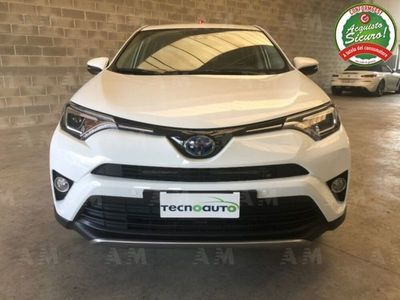 usata Toyota RAV4 Hybrid 2WD Lounge usato