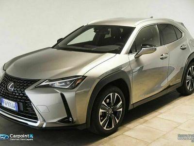 usata Lexus UX Hybrid 4WD Premium del 2019 usata a Roma