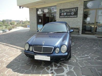 usata Mercedes CLK200 Kompr. Cabrio Elegance