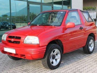 usata Suzuki Grand Vitara 2.0i cat 3 porte Cabriolet