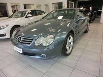 usata Mercedes SL500 CABRIO Benzina