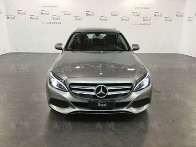 usata Mercedes 180 C SW(BT) Sport auto rif. 12445024