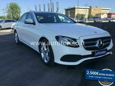 usata Mercedes E200 Classe ESport auto