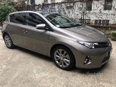 usata Toyota Auris Hybrid 21.000 km