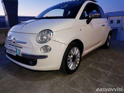 käytetty Fiat 500 1.3 Multijet 16V 75 CV Sport