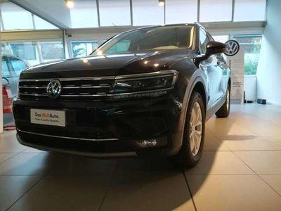 usata VW Tiguan Allspace 2.0 TDI SCR DSG Advanced BMT nuova a Milano