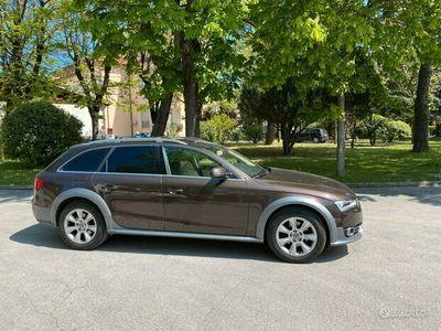 usata Audi A4 Allroad 2.0 TDI 190 CV cl.d. S.tr. Am 4x4