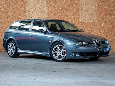 usata Alfa Romeo GTA 156 3.2i V6 24V cat Sportwagon