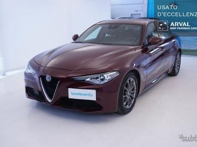 usado Alfa Romeo Giulia Super auto 180cv