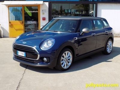 used Mini Cooper Clubman 2.0 D Business Automatica
