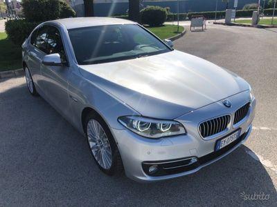 usado BMW 530 d x-drive 258cv luxury auto navi kamera led