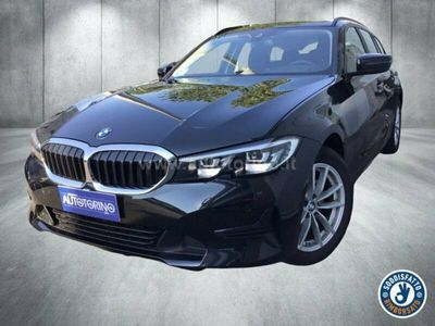 usata BMW 320 Serie 3 320 d Touring Business Advantage auto