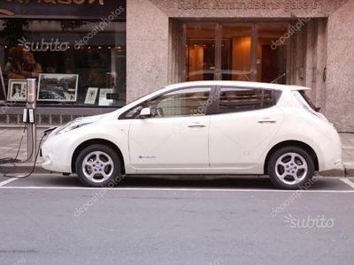usata Nissan Leaf Leaf Elettrico Sincrono Trifase Acenta 30KWh