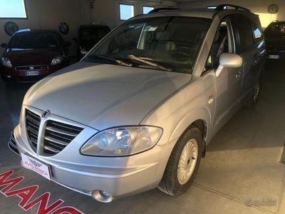 usata Ssangyong Rodius XDI 4WD -AUTO MANCA ALGHERO