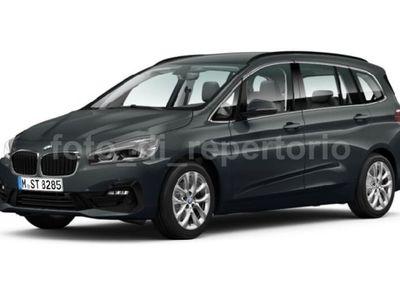 usata BMW 218 Gran Tourer SERIE 2 GRAN TOURER D