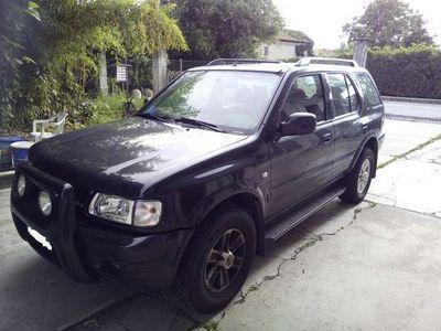 usata Opel Frontera 2.2 16V DTI Wagon Olympus