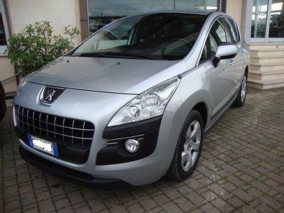 usata Peugeot 3008 usata del 2012 ad Altamura, Bari