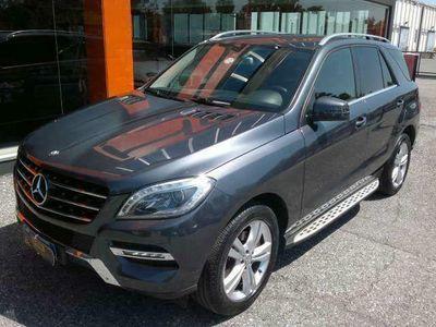 usata Mercedes ML250 classebluetec premium diesel