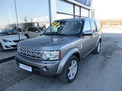 usata Land Rover Discovery 4 SE 3.0 SDV6 245 CV 7 posti