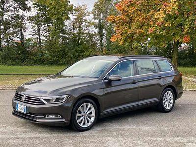 usata VW Passat Variant 1.6 TDI Trendline BlueMotion Unico Proprietario !!