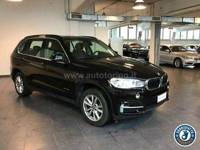 usata BMW X5 xdrive25d Business 231cv auto