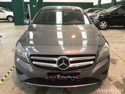 brugt Mercedes A200 CDI Automatic BlueEfficiency AMG Sport