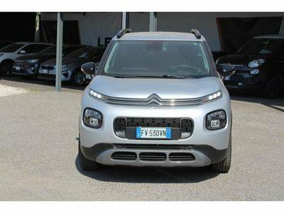 usata Citroën C3 Aircross 1.2 puretech shine 82cv my18 del 2019