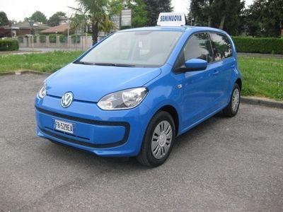 usata VW up! 1.0 5 PT. 44kw move ASG EURO 5/B PER NEOPATENTATI
