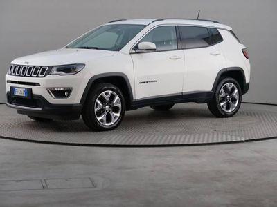 usata Jeep Compass 2.0 Mjet 103kw Limited 4wd Auto