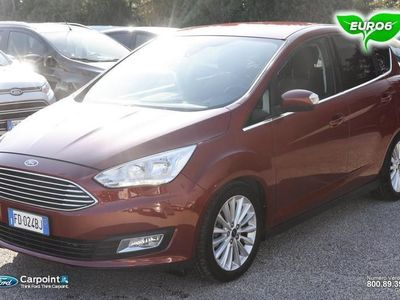 gebraucht Ford C-MAX 1.0 ecoboost Titanium s&s 125cv