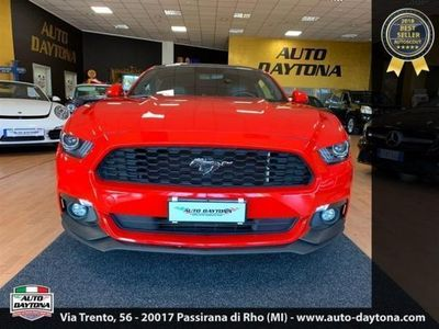 brugt Ford Mustang Fastback Convertible 2.3 EcoBoost aut.