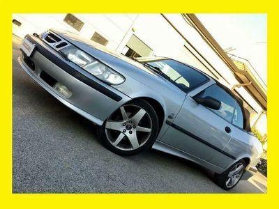usata Saab 9-3 Cabriolet 2.0i lpt 16V cat SE