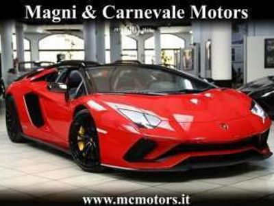 usata Lamborghini Aventador S ROADSTER|432.000 LIST PRICE|FULL SPECS|VAT INCL Benzina