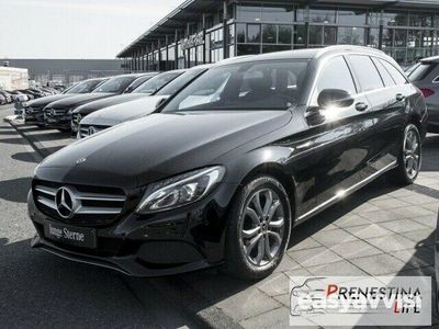 usado Mercedes C200 d S.W. Premium navi led pdc *garanzia mercedes* rif. 11419559