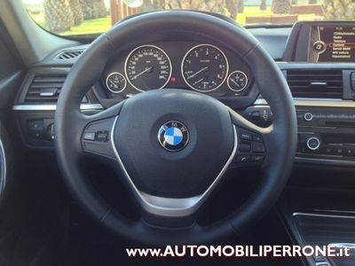 usata BMW 318 d Luxury (Xeno - Pdc - 12400 Km)