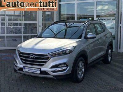 usata Hyundai Tucson 1.7 CRDi Trend