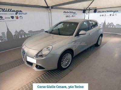 usado Alfa Romeo Giulietta 2.0 JTDm-2 170 CV Distinctive del 2010 usata a Torino
