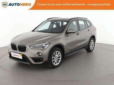 usata BMW X1 sDrive18d Advantage - CONSEGNA A CASA GRATIS