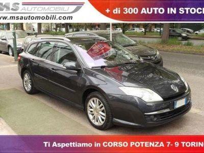 used Renault Laguna 2.0 dCi 150CV SporTour Unicoproprietario