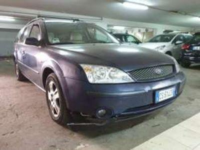 usata Ford Mondeo 2.0i GPL 16V cat SW Ghia Benzina/GPL