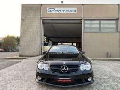 usata Mercedes SL55 AMG SL 55 AMGcat AMG 600CV PACCHETTO PIECHA QUADRO DESIGN Benzina