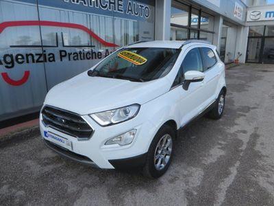 used Ford Ecosport TITANIUM 1.0 EcoBoost 100 CV 1.500 KM.