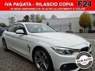 usata BMW 418 Gran Coupé d Sport *NAVI*PRONT.CONS.GARAN.24 MESI* rif. 14152554