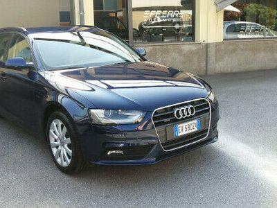 usata Audi A4 AVANT 2.0 TDI 177cv QUATTRO