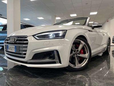 usata Audi S5 Cabriolet 3.0TFSI Q. tiptr.BANG&OLUFSEN+HEAD UP DISPA