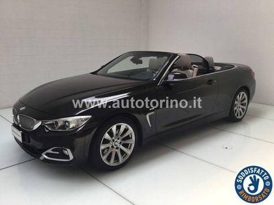 usata BMW 425 d Cabrio