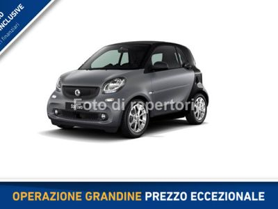 usata Smart ForTwo Coupé FORTWO 70 twinamic passion