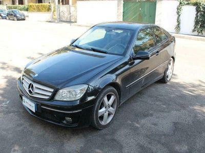 usata Mercedes CLC220 CLCCDI Sport